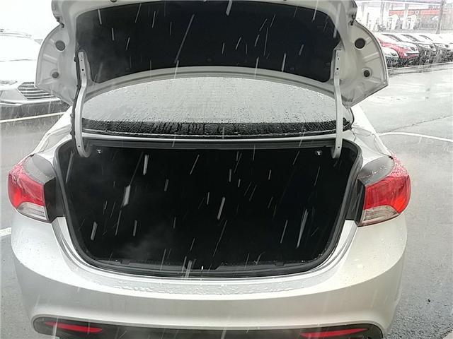 2013 Hyundai Elantra GLS (Stk: 18003A) in New Minas - Image 9 of 18