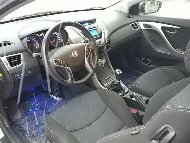 2013 Hyundai Elantra GLS (Stk: 18003A) in New Minas - Image 10 of 18