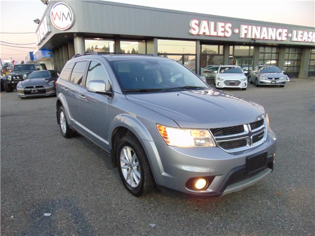 2015 Dodge Journey SXT (Stk: 15-754560) in Abbotsford - Image 1 of 15