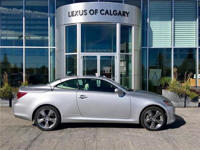 2010 Lexus IS 250C Base (Stk: 170889C) in Calgary - Image 1 of 20