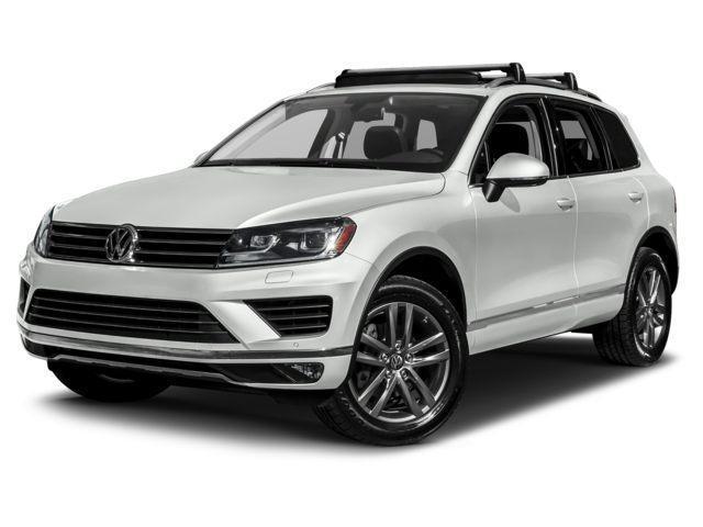 2017 Volkswagen Touareg 3.6L Sportline (Stk: VWKN7869) in Richmond - Image 1 of 10