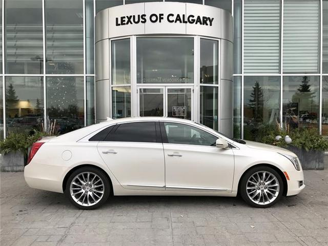 2013 Cadillac XTS Platinum Collection (Stk: 3746B) in Calgary - Image 1 of 14