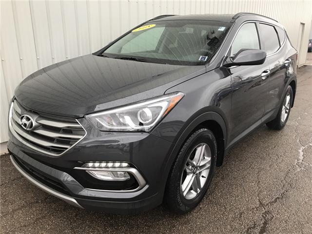 2018 Hyundai Santa Fe Sport 2.4 Base (Stk: U2987D) in Charlottetown - Image 1 of 22