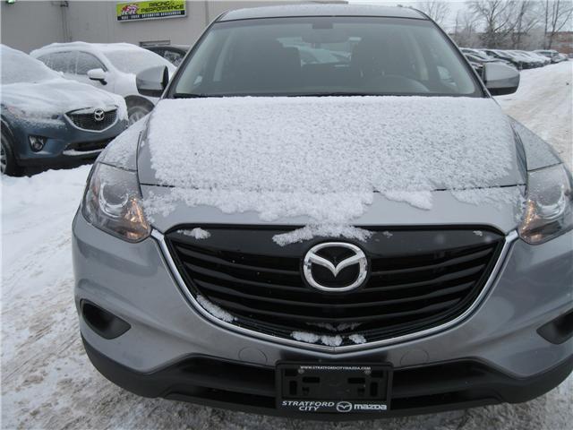 2015 Mazda CX-9 GS (Stk: 00514) in Stratford - Image 2 of 22