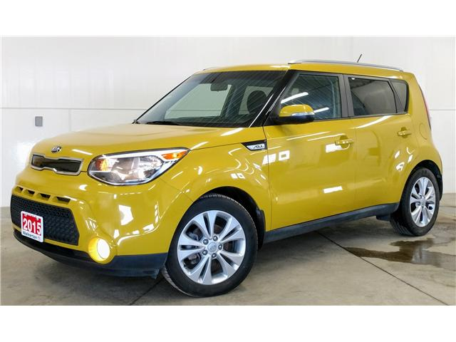 2015 Kia Soul  (Stk: L7043) in Walkerton - Image 1 of 30