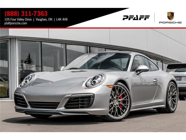 2018 Porsche 911 Carrera 4S Coupe PDK (Stk: P11589) in Vaughan - Image 1 of 11