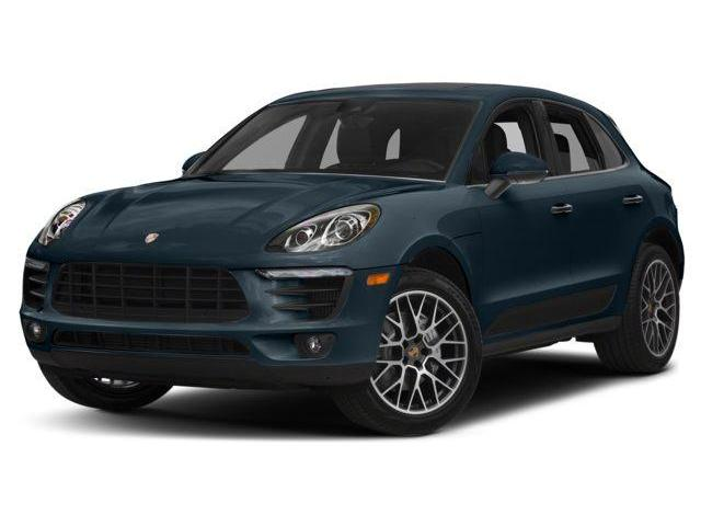 2018 Porsche Macan S (Stk: P11872) in Vaughan - Image 1 of 9