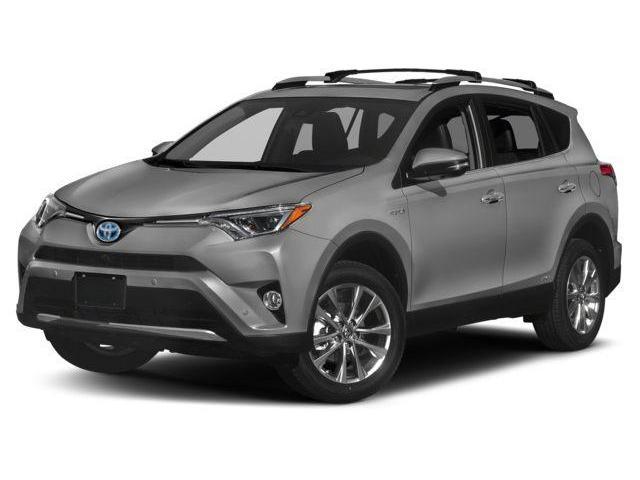 2018 Toyota RAV4 Hybrid Limited (Stk: 183134) in Regina - Image 1 of 9