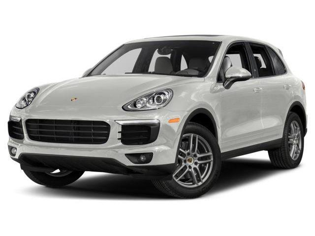 2018 Porsche Cayenne Platinum Edition (Stk: P11838) in Vaughan - Image 1 of 1