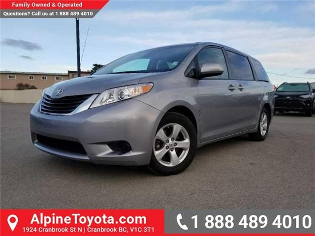 2011 Toyota Sienna LE 8 Passenger (Stk: S470564B) in Cranbrook - Image 1 of 16