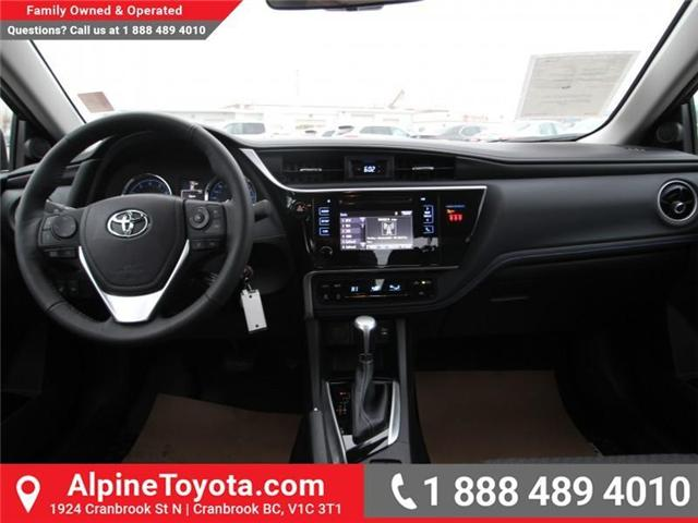 2018 Toyota Corolla SE (Stk: C012681) in Cranbrook - Image 10 of 17