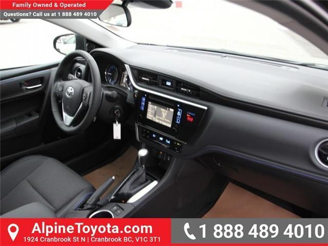 2018 Toyota Corolla SE (Stk: C012681) in Cranbrook - Image 11 of 17