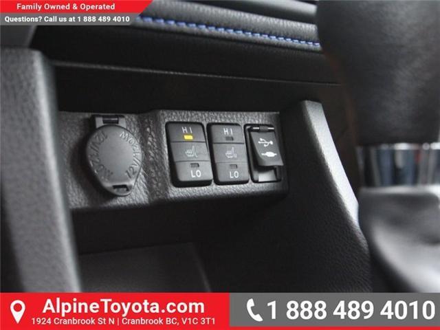 2018 Toyota Corolla SE (Stk: C012681) in Cranbrook - Image 14 of 17