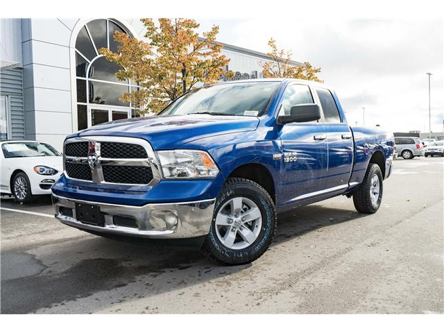 2018 RAM 1500 SLT (Stk: 181165) in Thunder Bay - Image 1 of 5