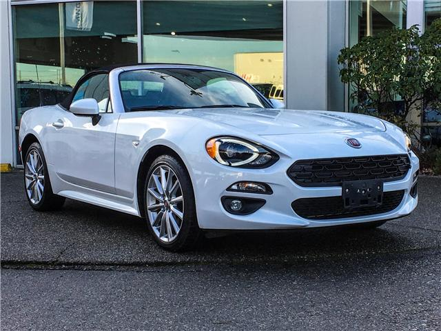 2017 Fiat 124 Spider Lusso (Stk: H107796) in Surrey - Image 2 of 30