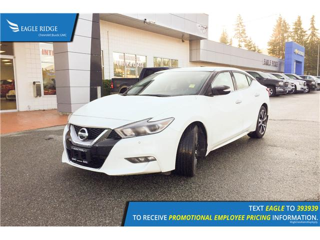 2017 Nissan Maxima SV (Stk: 178408) in Coquitlam - Image 1 of 20