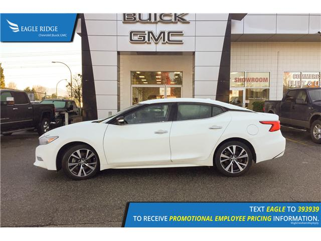 2017 Nissan Maxima SV (Stk: 178408) in Coquitlam - Image 2 of 20