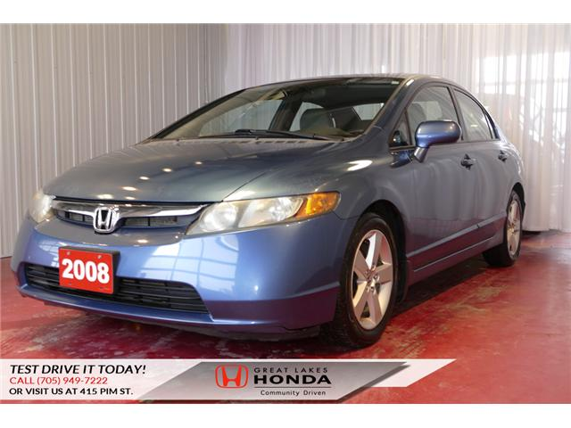 2008 Honda Civic LX (Stk: H5718A) in Sault Ste. Marie - Image 3 of 18