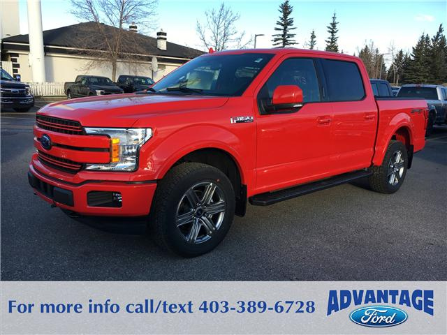 2018 Ford F-150 Lariat (Stk: J-105) in Calgary - Image 1 of 5