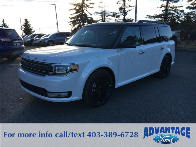 2018 Ford Flex Limited (Stk: J-256) in Calgary - Image 1 of 5