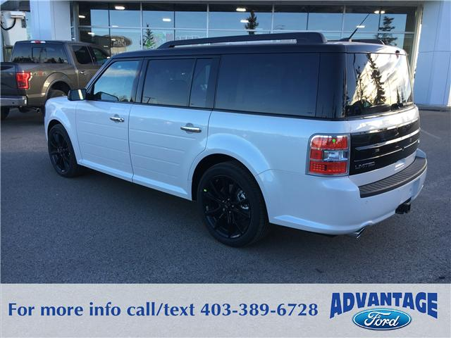 2018 Ford Flex Limited (Stk: J-256) in Calgary - Image 3 of 5