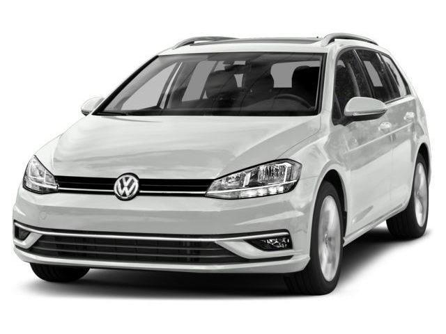 2018 Volkswagen Golf SportWagen 1.8 TSI Trendline (Stk: JG758089) in Surrey - Image 1 of 2