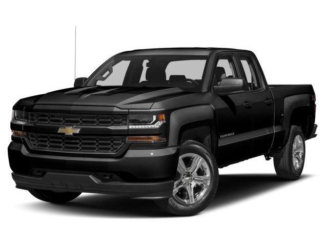 2018 Chevrolet Silverado 1500 Silverado Custom (Stk: 8209747) in Scarborough - Image 1 of 9