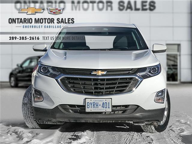 2018 Chevrolet Equinox 1LT (Stk: 8107635) in Oshawa - Image 2 of 19