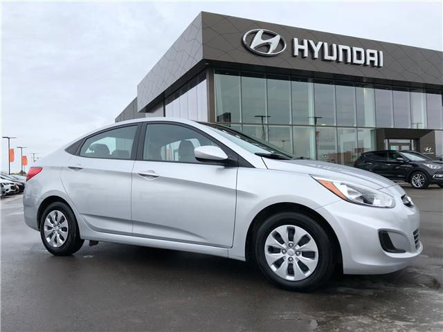 2017 Hyundai Accent GL (Stk: H2128) in Saskatoon - Image 1 of 21