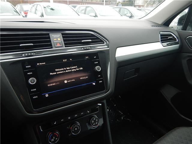 2018 Volkswagen Tiguan Trendline (Stk: JT006112) in Surrey - Image 10 of 26