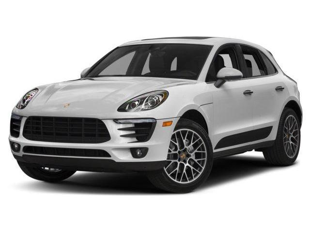 2018 Porsche Macan S (Stk: P12129) in Vaughan - Image 1 of 9