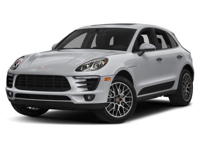 2018 Porsche Macan S (Stk: P12135) in Vaughan - Image 1 of 9