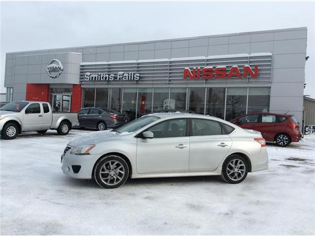 2013 Nissan Sentra 1.8 SV (Stk: 17-200A) in Smiths Falls - Image 1 of 12