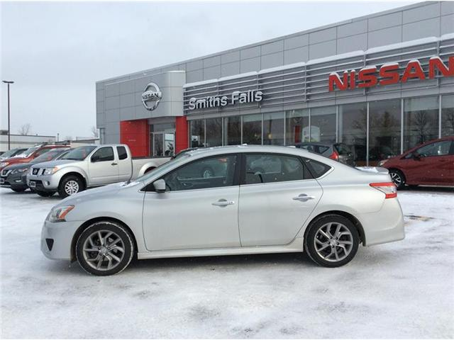 2013 Nissan Sentra 1.8 SV (Stk: 17-200A) in Smiths Falls - Image 2 of 12