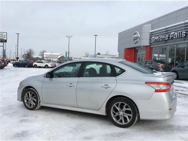2013 Nissan Sentra 1.8 SV (Stk: 17-200A) in Smiths Falls - Image 3 of 12