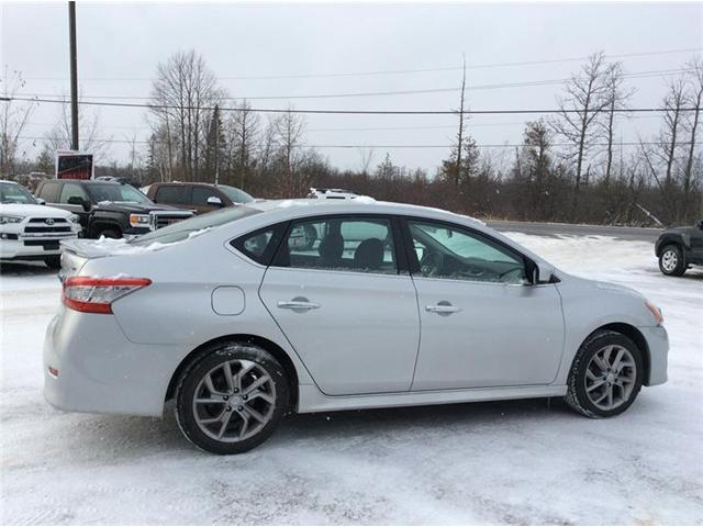 2013 Nissan Sentra 1.8 SV (Stk: 17-200A) in Smiths Falls - Image 4 of 12