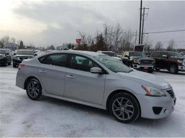 2013 Nissan Sentra 1.8 SV (Stk: 17-200A) in Smiths Falls - Image 5 of 12