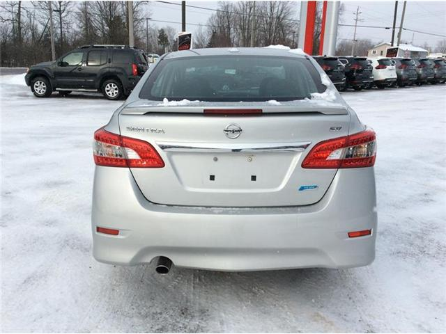 2013 Nissan Sentra 1.8 SV (Stk: 17-200A) in Smiths Falls - Image 8 of 12