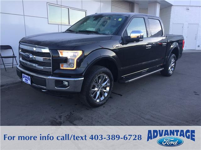 2015 Ford F-150 Lariat (Stk: 5097) in Calgary - Image 1 of 10