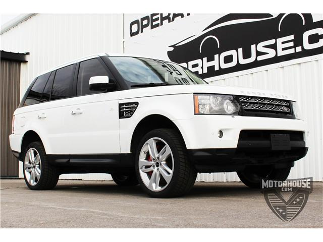 2013 Land Rover Range Rover Sport Supercharged (Stk: 9092C) in Carleton Place - Image 1 of 48