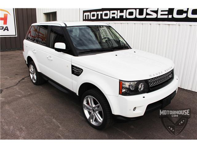 2013 Land Rover Range Rover Sport Supercharged (Stk: 9092C) in Carleton Place - Image 2 of 48