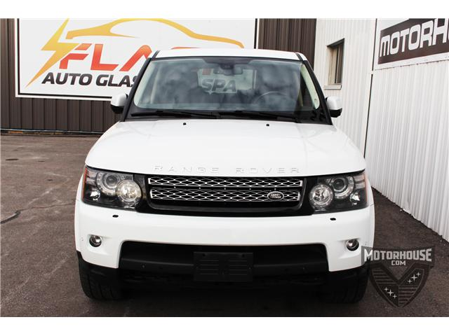 2013 Land Rover Range Rover Sport Supercharged (Stk: 9092C) in Carleton Place - Image 11 of 48