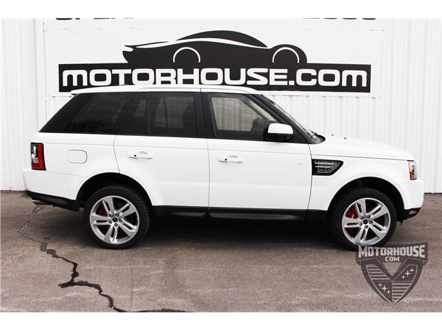 2013 Land Rover Range Rover Sport Supercharged (Stk: 9092C) in Carleton Place - Image 14 of 48
