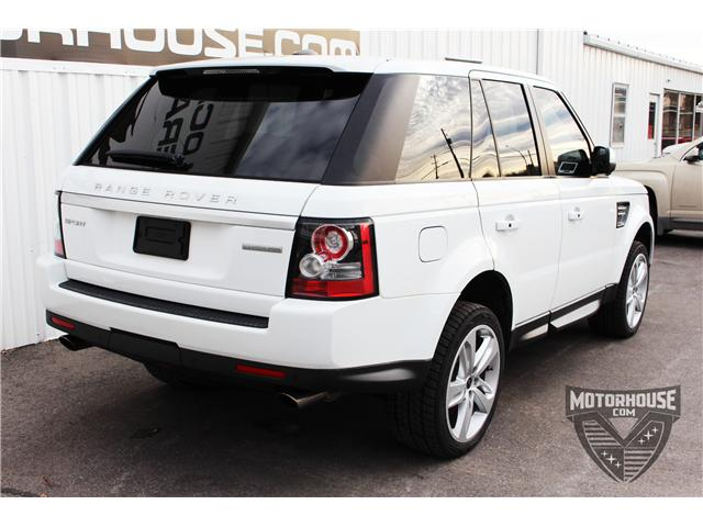 2013 Land Rover Range Rover Sport Supercharged (Stk: 9092C) in Carleton Place - Image 16 of 48