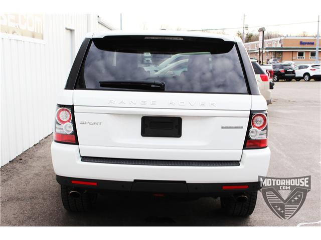 2013 Land Rover Range Rover Sport Supercharged (Stk: 9092C) in Carleton Place - Image 17 of 48