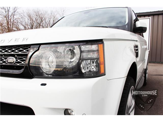 2013 Land Rover Range Rover Sport Supercharged (Stk: 9092C) in Carleton Place - Image 3 of 48