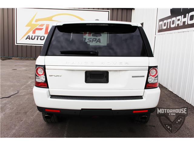 2013 Land Rover Range Rover Sport Supercharged (Stk: 9092C) in Carleton Place - Image 20 of 48
