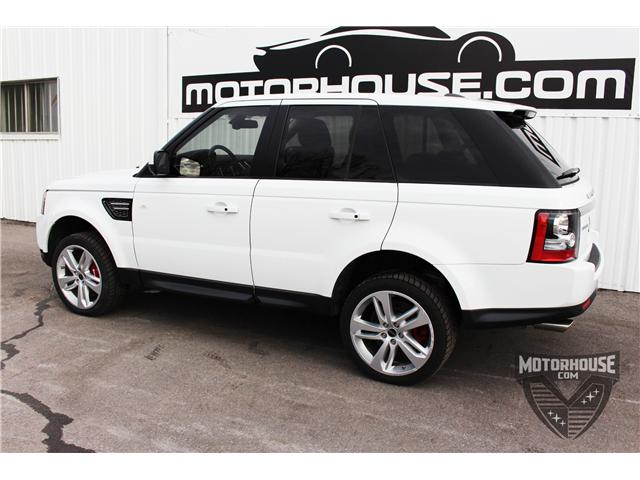 2013 Land Rover Range Rover Sport Supercharged (Stk: 9092C) in Carleton Place - Image 22 of 48