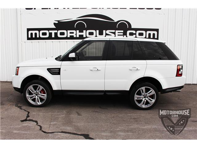 2013 Land Rover Range Rover Sport Supercharged (Stk: 9092C) in Carleton Place - Image 23 of 48
