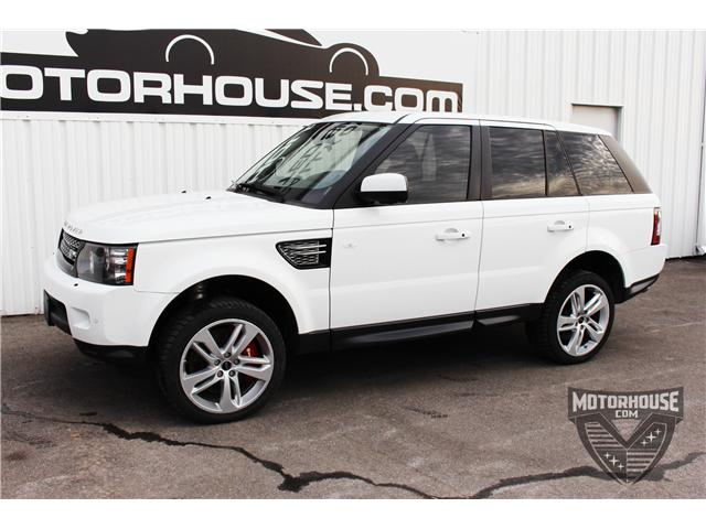 2013 Land Rover Range Rover Sport Supercharged (Stk: 9092C) in Carleton Place - Image 24 of 48